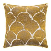 Roberto Cavalli - Gold Cushion 40x40cm