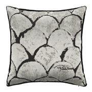 Roberto Cavalli - Silver Cushion 40x40cm
