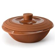 Silikomart - Chocolate Cocotte Silicone Mould Brown
