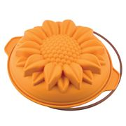 Silikomart - Sunflower Silicone Mould Copper