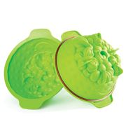 Silikomart - Springlife Silicone Mould Green