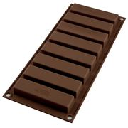 Silikomart - My Snack Silicone Mould Brown
