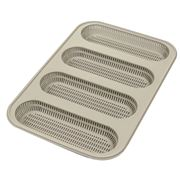 Silikomart - Mini Baguette Bread Silicone Mould Light Grey