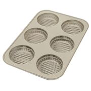 Silikomart - Burger Bread Silicone Mould Light Grey