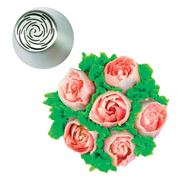 Silikomart - Flower Tube 31 For Piping Bag Stainless Steel