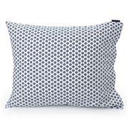 Lexington - Cotton Sateen Pillowcase Blue Floral  50x75cm