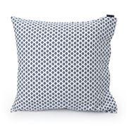 Lexington - Cotton Sateen Pillowcase Floral Blue 65x65cm