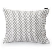 Lexington - Cotton Sateen Pillowcase Beige Floral 50x75cm