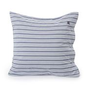 Lexington - Poplin Pillowcase Blue Stripe 65x65cm