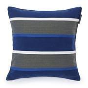 Lexington - Striped Sham Blue & White 50x50cm