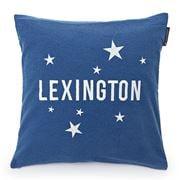 Lexington - Lexington Stars Sham Blue Denim & White 50x50cm