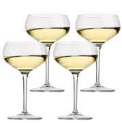 Bormioli Rocco - Spazio Champagne Saucers Set 300ml 4pce