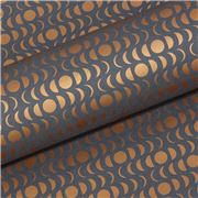 Vandoros - Lunar Graphite/Copper Wrapping Paper 76cm x 2.5M