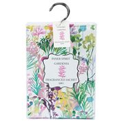 Pilbeam - Gardenia Fragranced Hanging Sachet Set 4pce