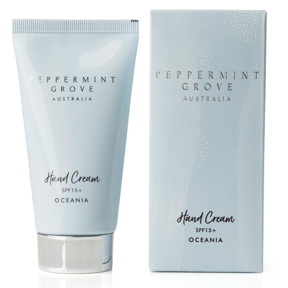 Peppermint Grove Australia Gardenia Hand Cream Tube 75ml