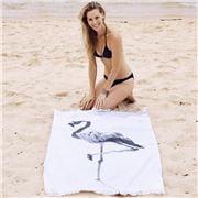 Wonga Road - Hammam Beach Towel Caribbean 86x160cm
