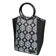 Sachi - Insulated Lunch Bag Black Medallion