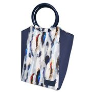 Sachi - Insulated Lunch Bag Feathers