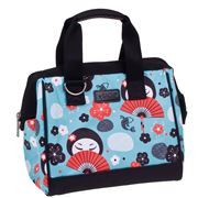 Sachi - Insulated Lunch Bag Geisha Girl Small