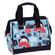 Sachi - Insulated Lunch Bag Small Geisha Girl