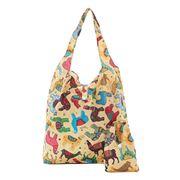 Eco-Chic - Foldaway Shopper Llama Beige