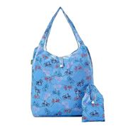 Eco-Chic - Foldaway Shopper Bikes Blue