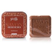 La Savonnerie De Nyons - Red Clay Tinned Soap 100g