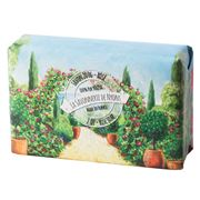 La Savonnerie De Nyons - Rose Garden Wrapped Soap 200g