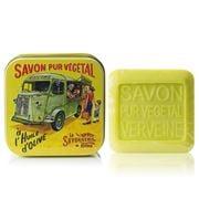 La Savonnerie De Nyons - The Provencal Seller Tin Soap 100g