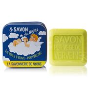 La Savonnerie De Nyons -  The Soap Of Angels Tinned 100g