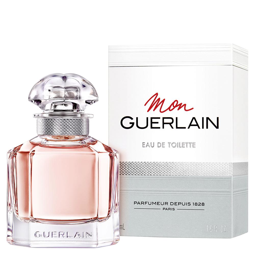 Guerlain Mon Eau 50ml De Spray Toilette hBtQrCdsx