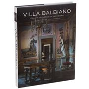 Book - Villa Balbiano: Italian Opulence On Lake Como