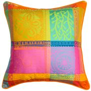 Garnier-Thiebaut - Mille Wax Creole Cushion 50x50cm