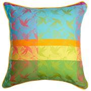Garnier-Thiebaut - Mille Colibris Antilles Cushion 50x50cm