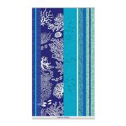 Garnier-Thiebaut - Deepwater Beach Towel Blue 100x180cm