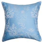 Garnier-Thiebaut - Mille Coraux Ocean Cushion 50x50cm