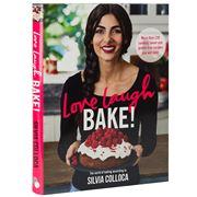 Book - Love Laugh Bake