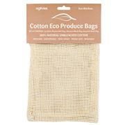 Ogilvies Designs - Cotton Eco Produce Bags Set Medium