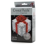Games - 3D Crystal Jigsaw Puzzle Gift Box