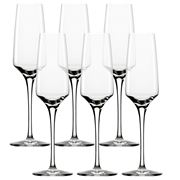 Stolzle - Experience Champagne Flutes Set 188ml 6pce