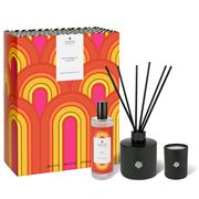 Crabtree & Evelyn - Psychedelic Scents Home Fragrance Set
