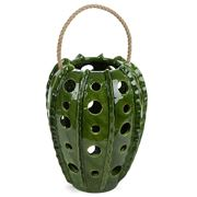 Virginia Casa - Green Cactus Lantern