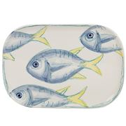 Virginia Casa - Tuna Marina Rectangular Platter 36x26cm