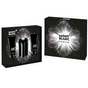 Mont Blanc - Emblem Gift Set 3pce