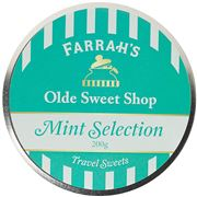 Farrah's - Olde Sweet Shop  Mint Selection Travel Tin 200g