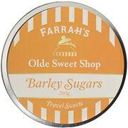 Farrah's -  Olde Sweet Shop Barley Sugars Travel Tin 200g