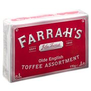 Farrah's -  Olde English Toffee Assortment Box 170g