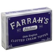 Farrah's - Olde English Clotted Cream Toffee Box 170g