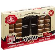 Walkers - Toffee Duo Box 200g