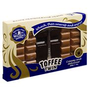 Walkers - Toffee Twin Box  200g
